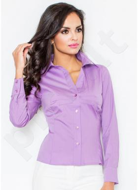 Marškiniai  M-021 violetinė