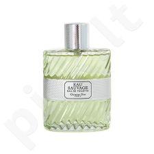 Christian Dior Eau Sauvage, tualetinis vanduo (EDT) vyrams, 100 ml (Testeris)