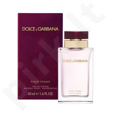 Dolce & Gabbana Pour Femme, kvapusis vanduo (EDP) moterims, 50 ml