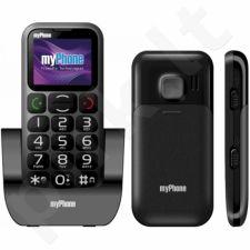 Telefonas MyPhone 1045 Black