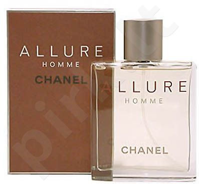 Chanel Allure Homme, losjonas po skutimosi Water vyrams, 100ml