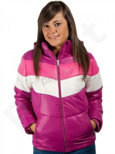 Striukė NIKE ALURE QUILTED JACKET BK mergaitėms
