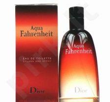 Christian Dior Aqua Fahrenheit, tualetinis vanduo (EDT) vyrams, 125 ml
