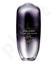 Shiseido FUTURE Solution LX Superior Radiance serumas, kosmetika moterims, 30ml