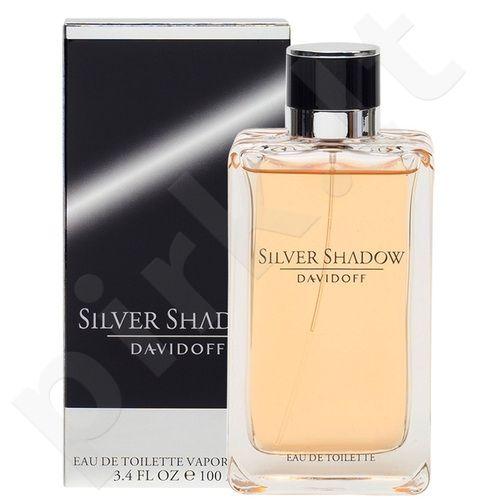 Davidoff Silver Shadow, tualetinis vanduo vyrams, 50ml