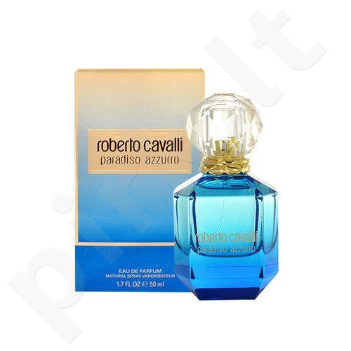 Roberto Cavalli Paradiso Azzurro, kvapusis vanduo moterims, 50ml