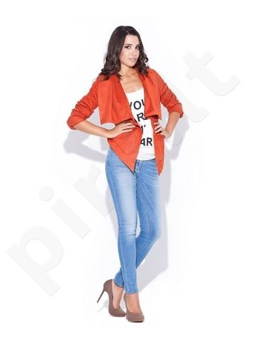 Švarkelis K029 oranžinio atspalvio (M)
