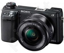 Skaitmeninis fotoaparatas SONY NEX-3NLB