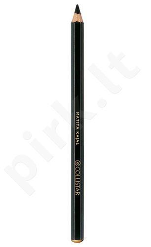 Collistar Kajal Pencil, akių kontūrų pieštukas moterims, 1,5g, (Black)