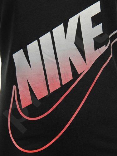 Marškinėliai paiilginti NIKE TEE-BF FUTURA