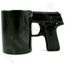 Puodelis - pistoletas